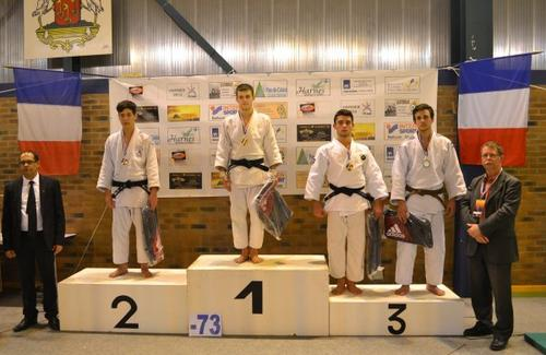 Tournoi  international de Harne 2013