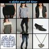 Second article # _ La mode de cet hiver en trois styles.