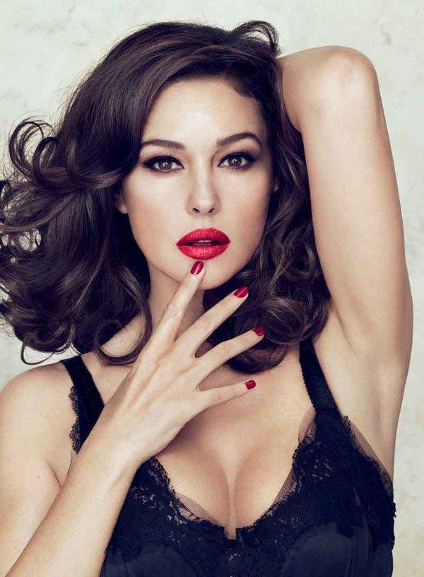 Monica Bellucci : Films d'animation