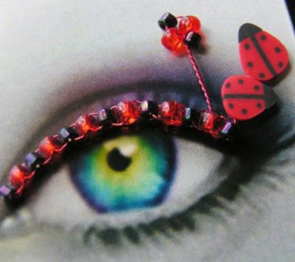 Natalie Russo : Les bijoux de cils