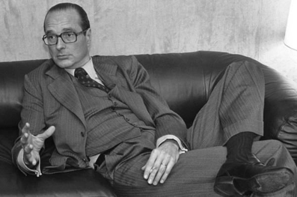 Jacques Chirac : Les photos les plus cool