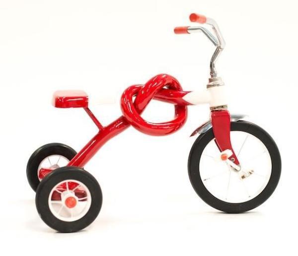 Sergio Garcia : Les tricycles bizarres