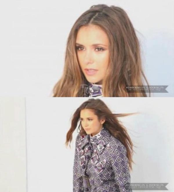 Suite Fashion magazine + photo twitter + vidéo du cast pour Gabby Douglas