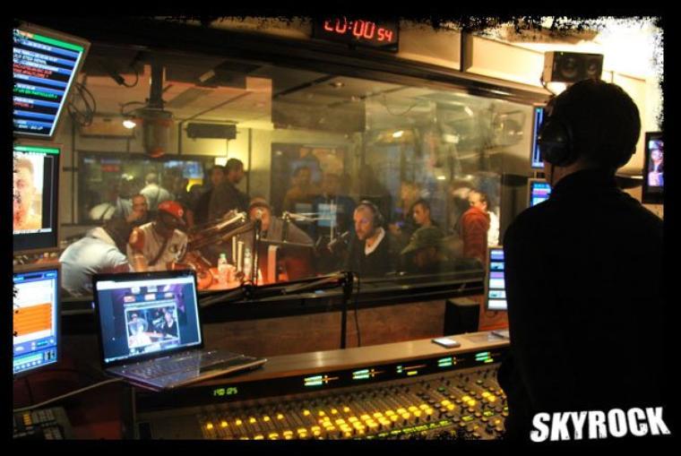 Planète Rap de SINIK : mardi