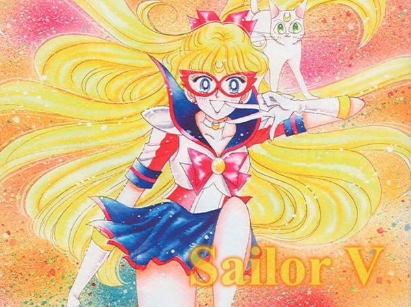 PHOTO DE SAILOR V POUR LE BLOG DE Sailor-V!!!
