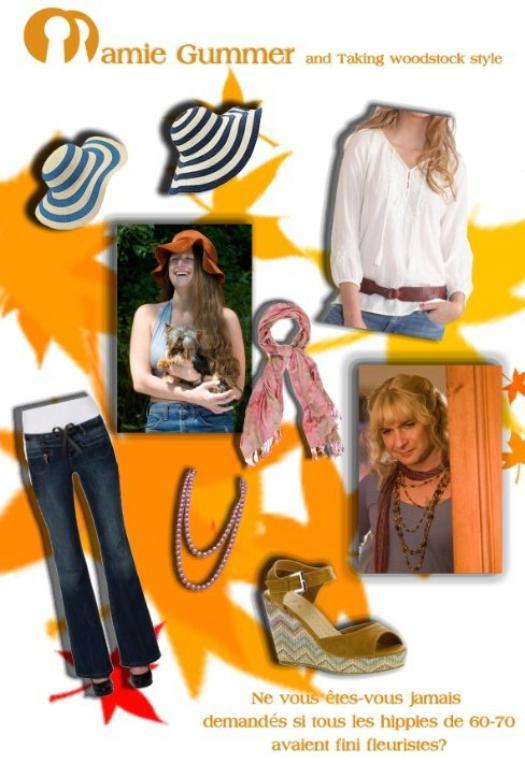 16 - Mode: Habille-toi comme à Woodstock!