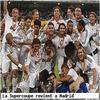 Le Real Madrid gagne la Supercoupe