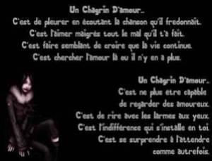 Poeme D Amour Et Triste Kalysta20 S Blog Skyrock Com