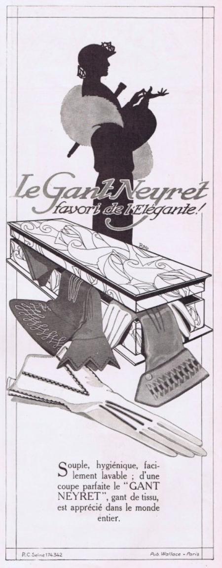 🧤Le Gant Neyret 🧤 Accessoires Dames 🧤