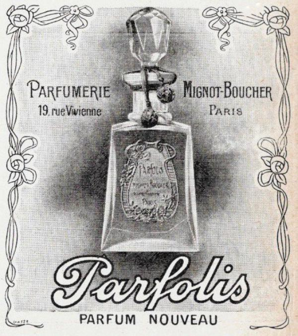 🌸   Mignot-Boucher ✿  Parpolis 🌸