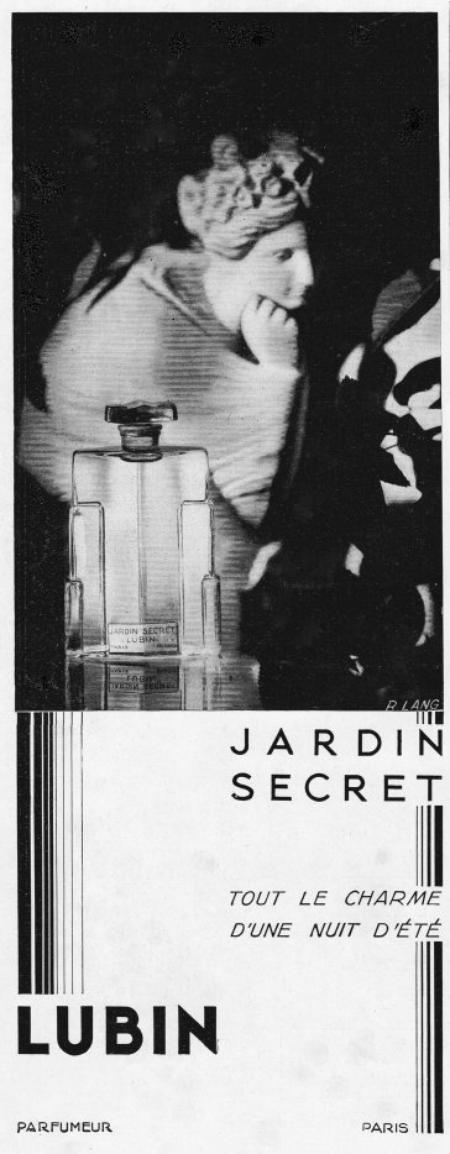 🌸 Lubin ✿ Jardin secret 🌸