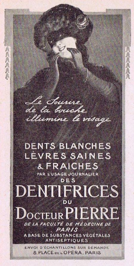 🦷 Dentifrice du Docteur Pierre 🦷