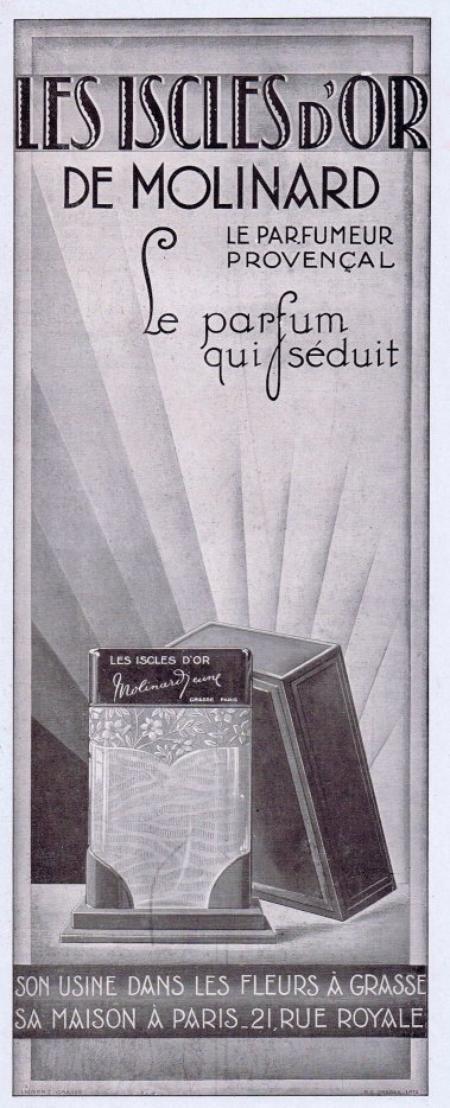 🌸  Molinard ✿ Les Iscles d'Or 🌸