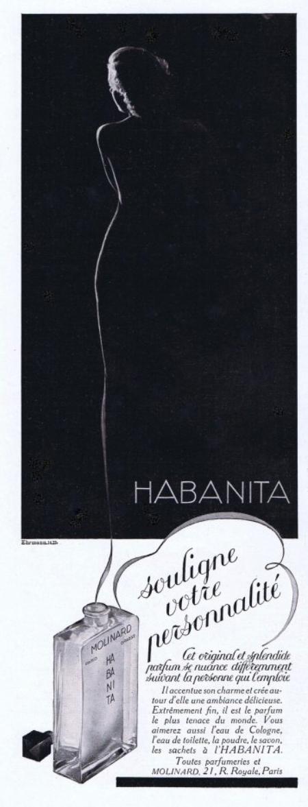 🌸  Molinard ✿ Habanita  🌸