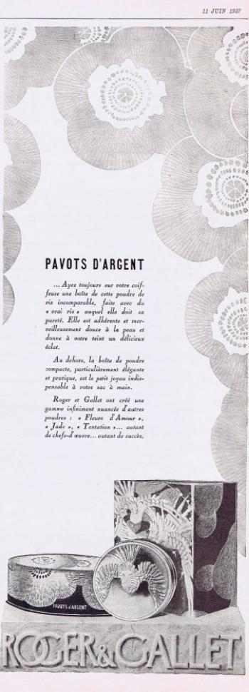 🌸 Roger & Gallet 💜 Les poudres 🌸