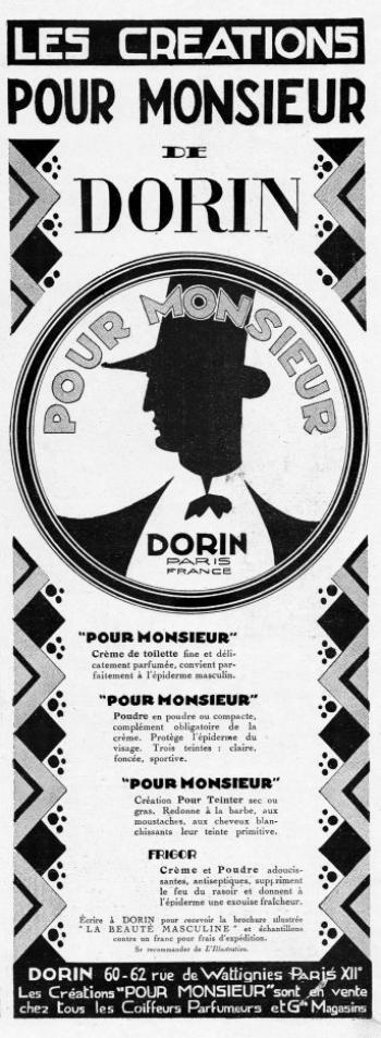 🌸  Dorin ✿ Les Créations pour Monsieur  🌸