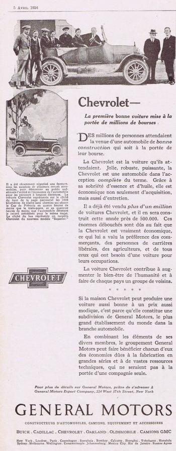 🚗 Automobile  🚗  Chevrolet 🚗