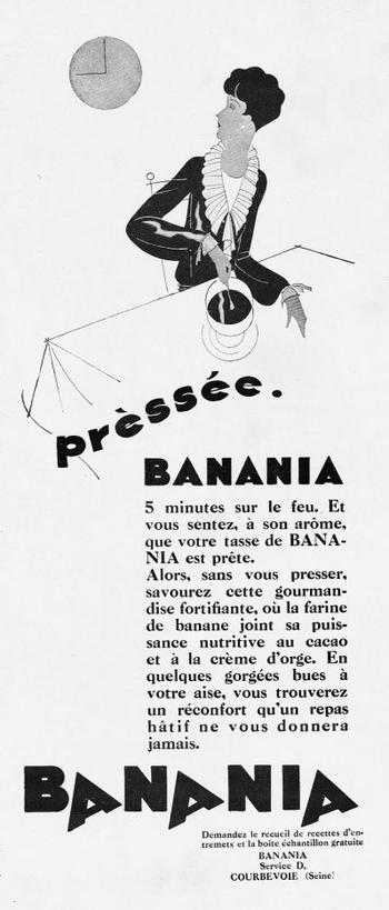 ☕ Boisson chocolatée  🍫  Banania ☕