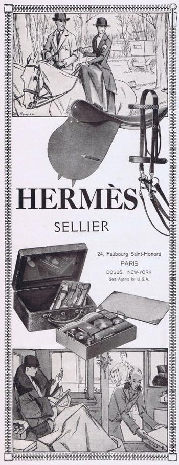 👜 Hermès - Sellier 👜