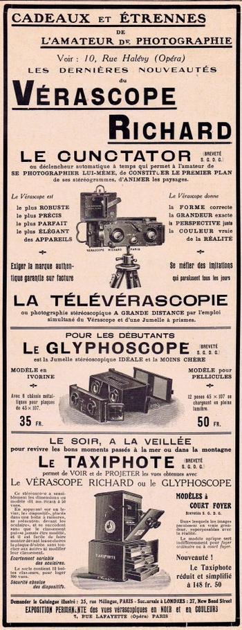 📷 Divers appareils photographiques 📷
