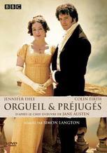 Cinéma/TV : Orgueil et Préjugés en 4 adaptations