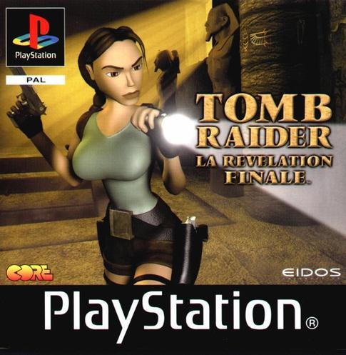 Tomb Raider : La Révélation finale - 1999