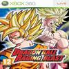 Dragon Ball Raging Blast Jaquette du jeu Xbox 360