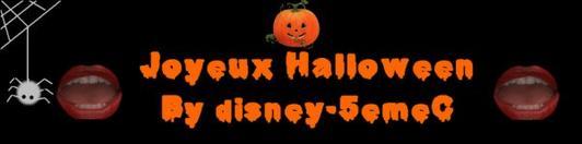 Joyeux Halloween a tous ! Voici une liste des films & épisodes de series spécial Halloween =D