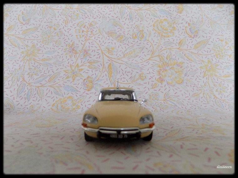 """Citroen D """"Super 1971""""."""