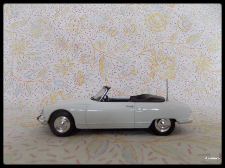 "Citroen DS  ""Prototype S 1964""."