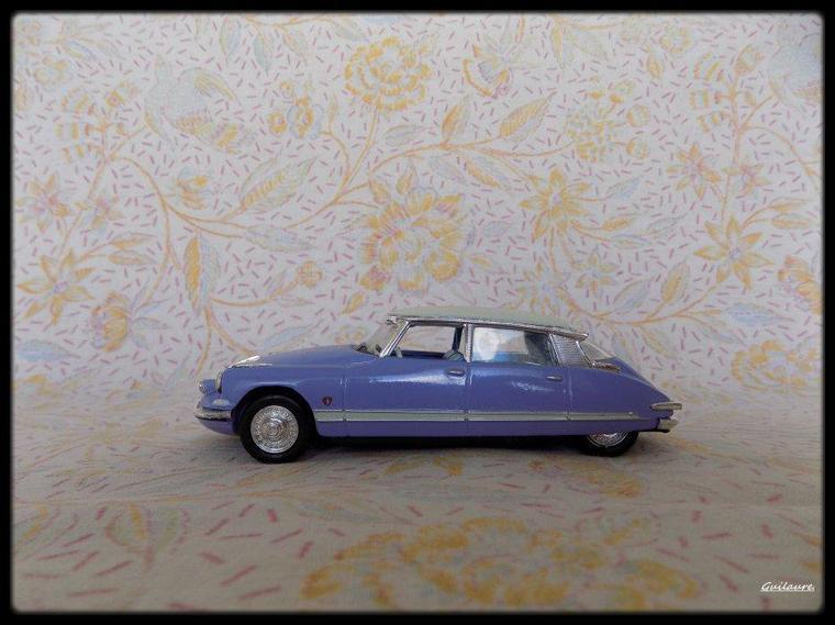 """Citroen DS 19 """"Accessoires 1959""""."""