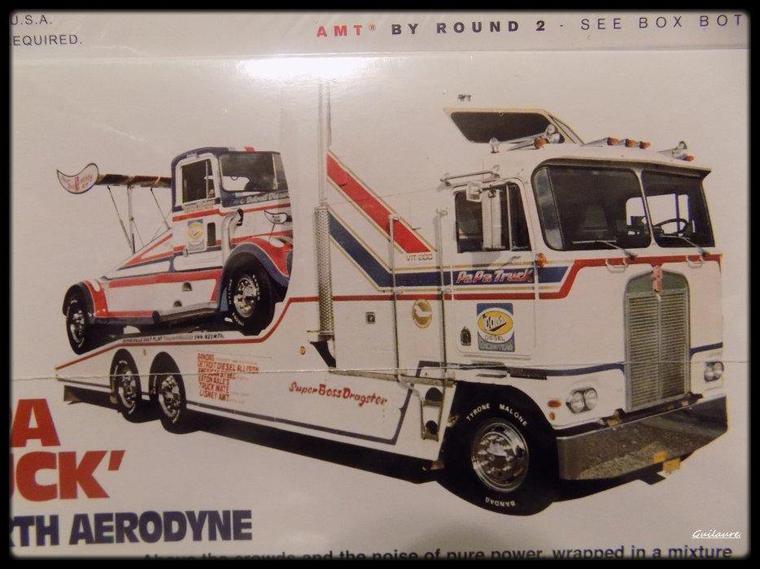 """""""Papa Truck et Super Boss."""""""