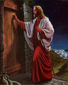 Jesus frappe a la porte de ton coeur ouvre lui parole - C est l hiver qui frappe a notre porte ...
