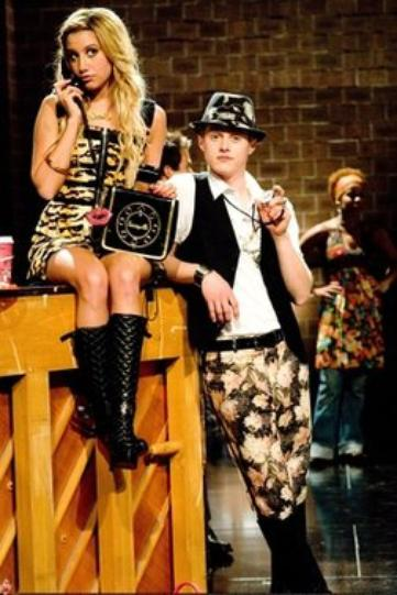 Ashley Tisdale alias Sharpay