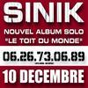 SORTIE DU NOUVEL ALBUM LE 10 DECEMBRE 2007 !!!