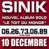 """LE TOIT DU MONDE / SINIK """"De tout la haut"""" (2007)"""