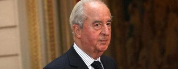 Edouard Balladur: Il a eu un cancer des intestins après son départ de Matignon