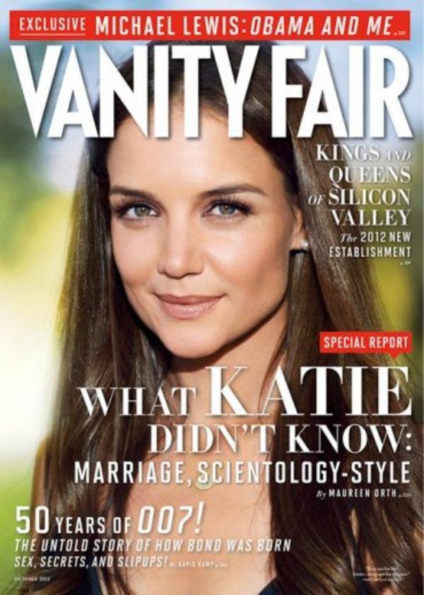 Tom Cruise : Katie Holmes n'était pas le premier choix de la scientologie