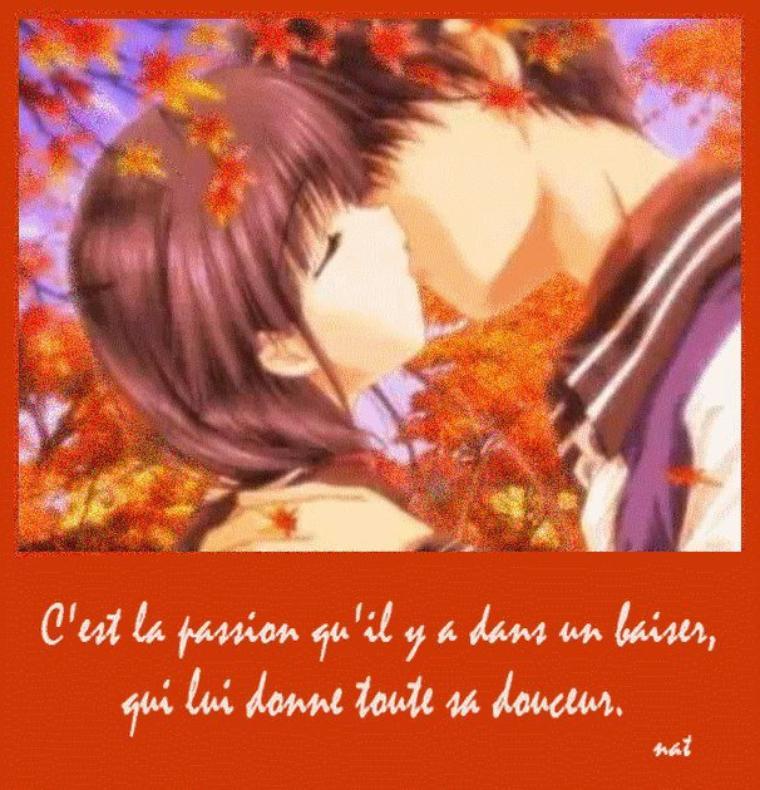 un baiser !!!