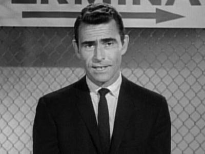 The Twilight Zone - Rod Serling - Présentation générale