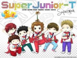 Super Junior {2ème Partie}