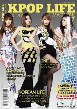 Les Magazines sur l'Asie