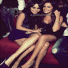 I don't want you to think that I wasn't even seen with Ashley on the TCA 09 ! We are still the best friends you would ever meet and this picture proves it ! Ashley I love you!