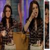 22/06/10 . Selena à L'émission Fox & Friends . Elle est ravissante !