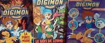 Collection Digimon