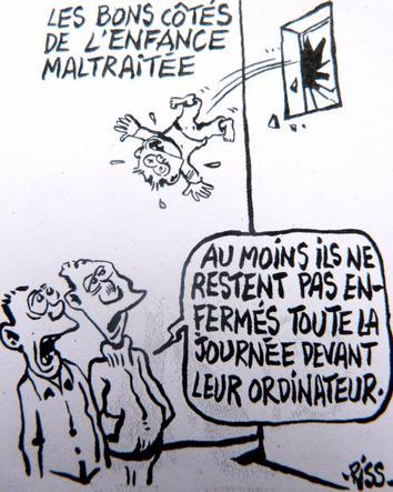 Dessin satirique de presse classe de seconde cours de - Caricature gratuite en ligne ...