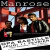 MANROSE EN CONCERT à l'OPA Bastille le jeudi 11 fevrier 2010 à 20h30