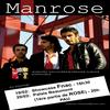 MANROSE - Palais Beaumont (1ère partie de ROSE) - PAU 64