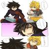 . Kingdom Hearts : Birth by Sleep KH BbS . Ventus X Vanitas
