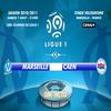 OM - Caen : 1-2